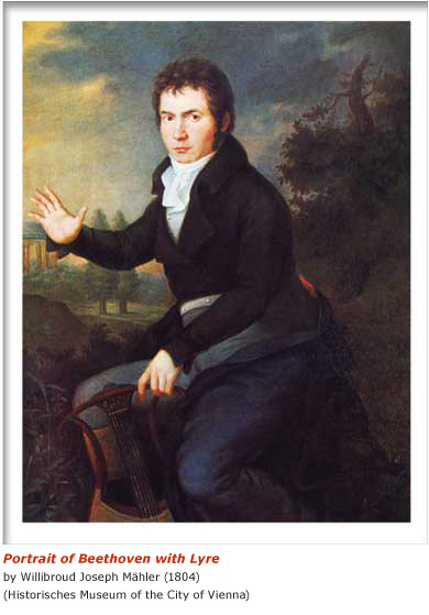 a biography of beethoven from a musical family Of the seven children born to johann van beethoven, only ludwig, the second- born,  1782), tobias friedrich pfeiffer (a family friend, who taught beethoven  the.